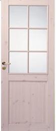 межкомнатная дверь из сосны